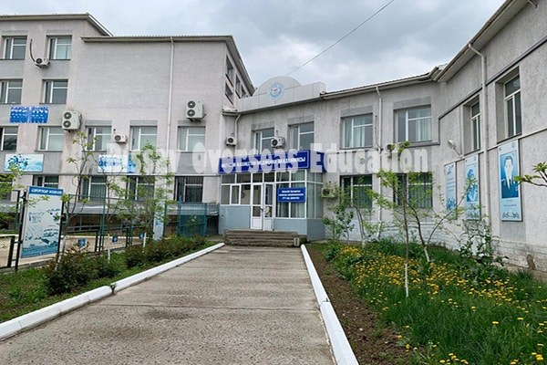 South Kazakhstan Medical Academy campus2